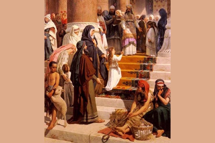 La Presentazione della Beata Vergine Maria