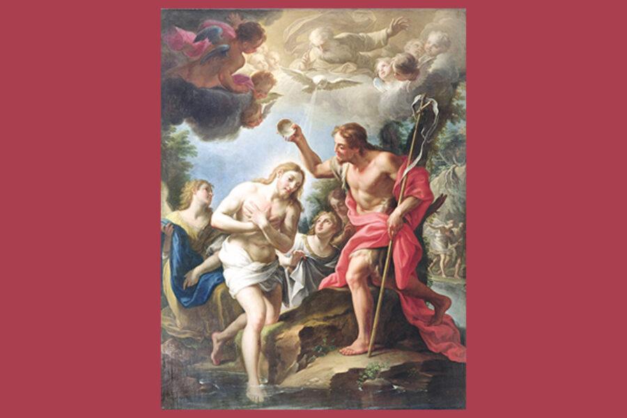 Battesimo del Signore Gesù