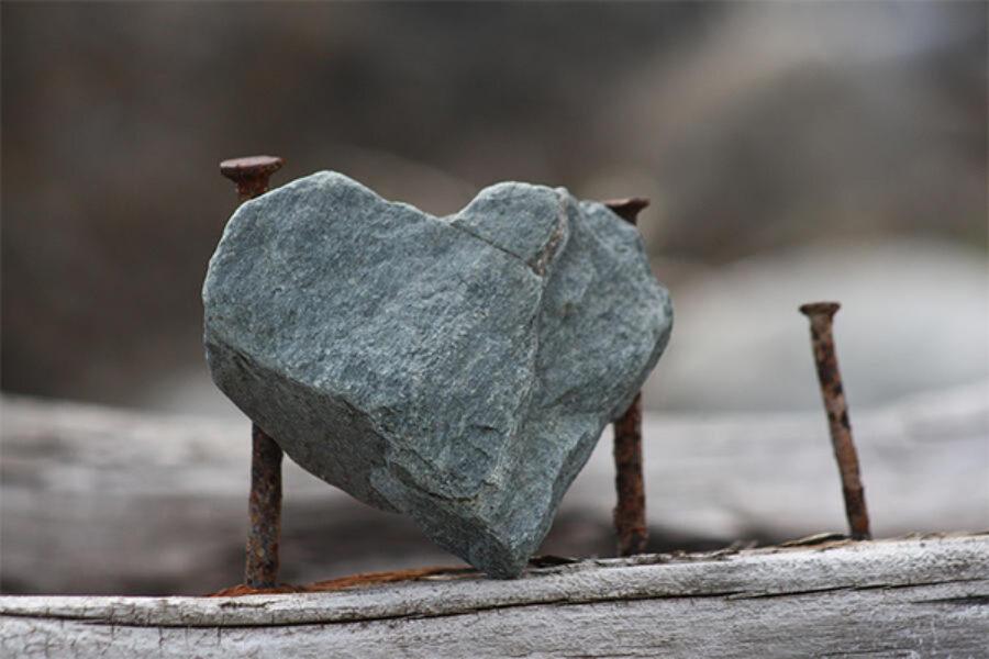 Il loro cuore era indurito...