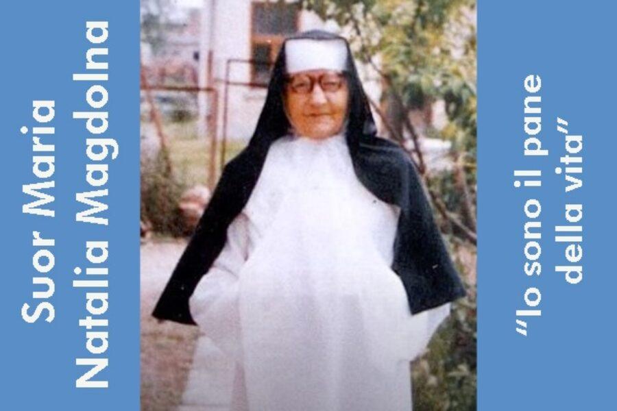 """Suor Maria Natalia Magdolna: """"Io sono il pane della vita"""""""