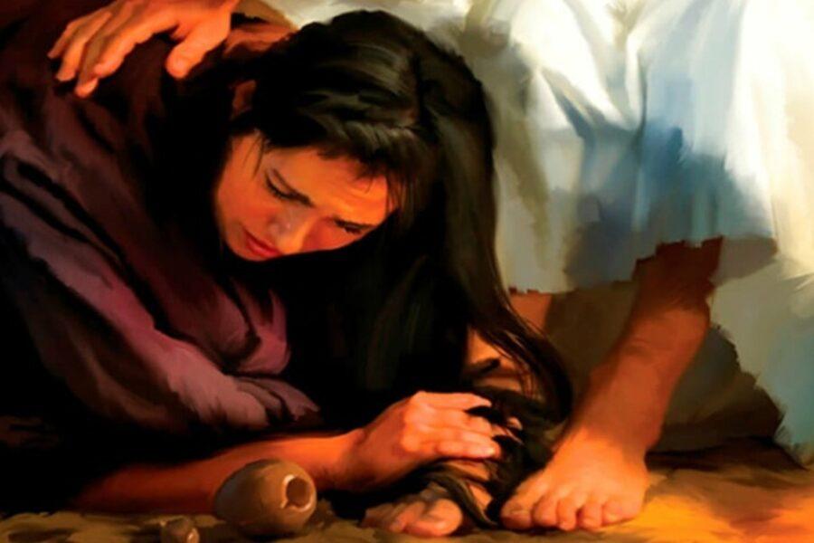 Lunedì della Settimana Santa: Maria modello dell'Amore