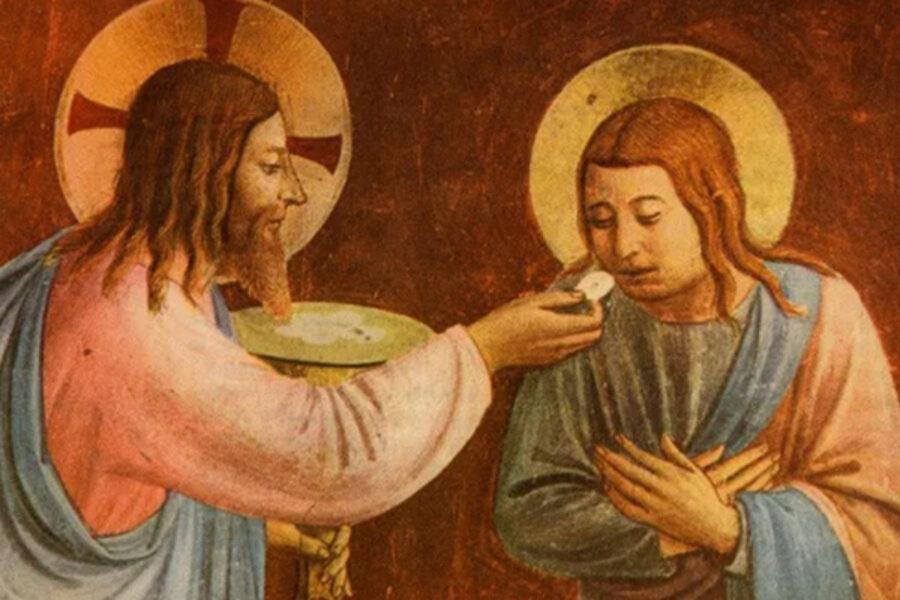 L'Eucarestia: la prova del discepolo