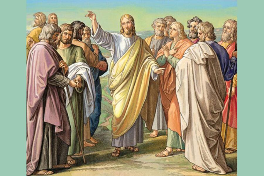 Gli Apostoli e la Divina Provvidenza
