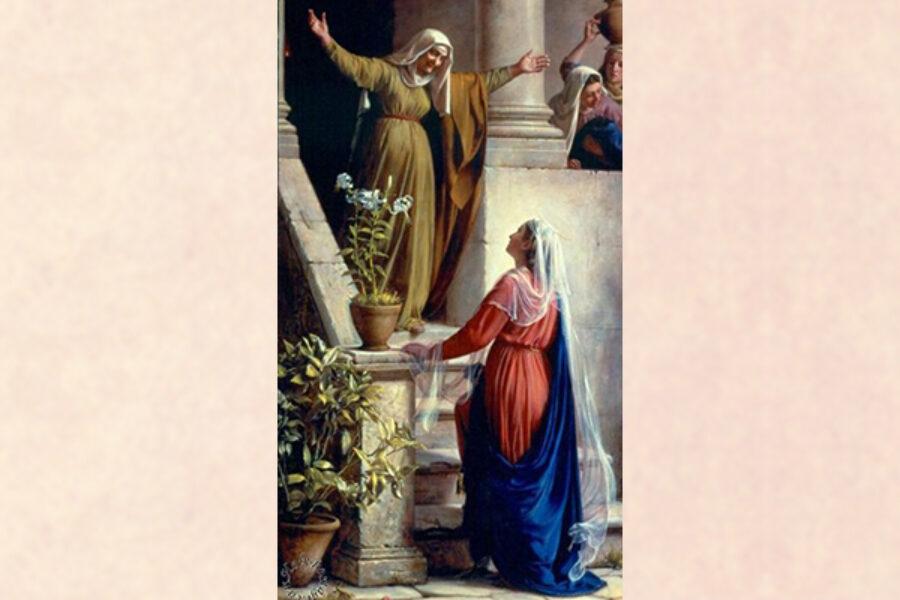 Novena per la Visitazione di Maria Santissima