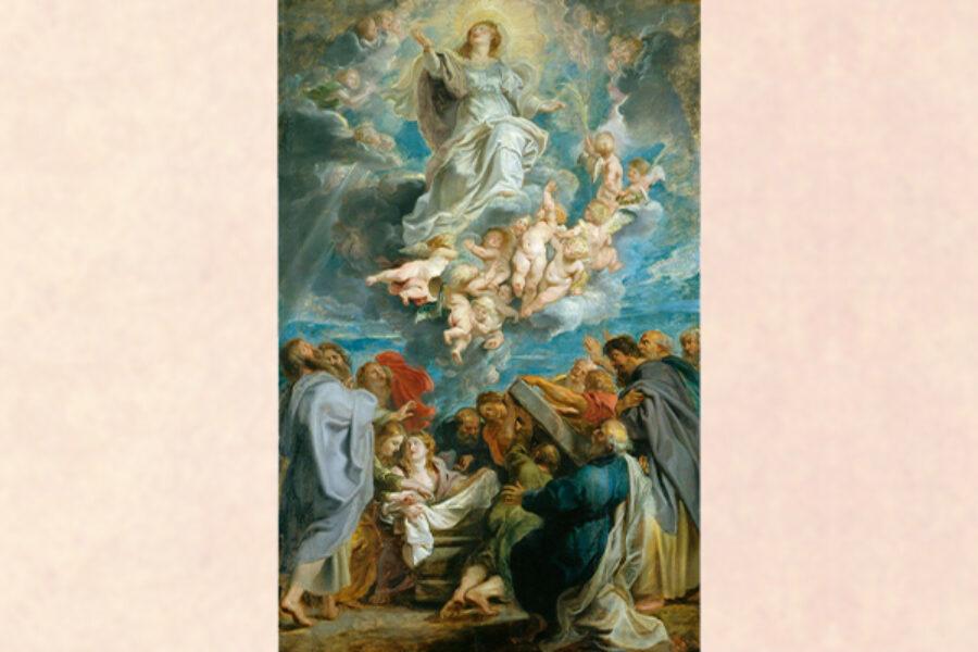 Maria Santissima assunta in Cielo