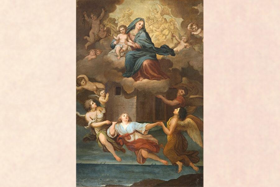Supplica Beata Vergine Maria di Loreto