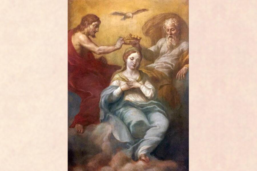 Novena in onore della Beatissima Vergine Maria Regina