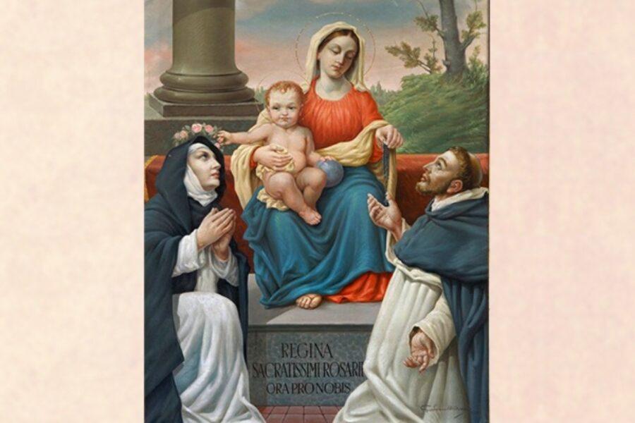 I quindici sabati del Rosario