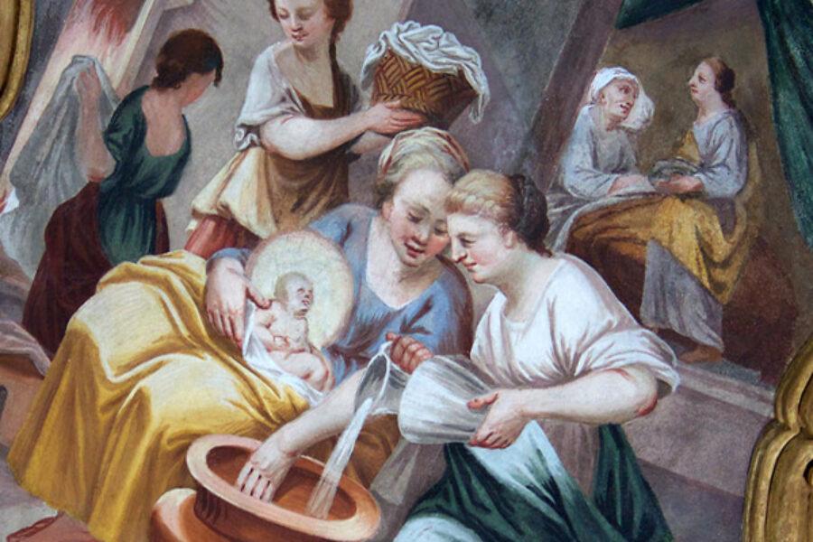Preghiera per la Festa della Natività della Beatissima Vergine Maria del Santo Padre Giovanni Paolo II