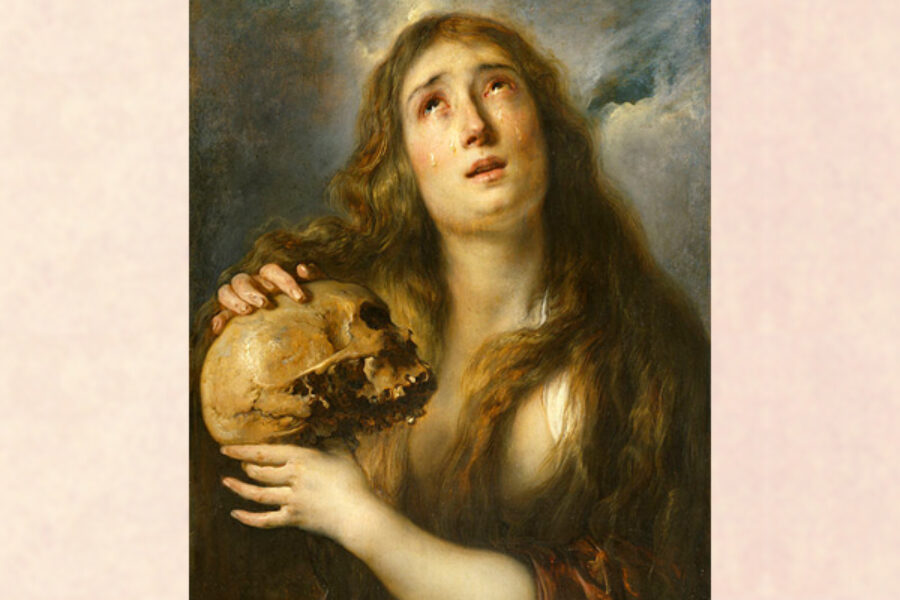 Novena a Santa Maria Maddalena