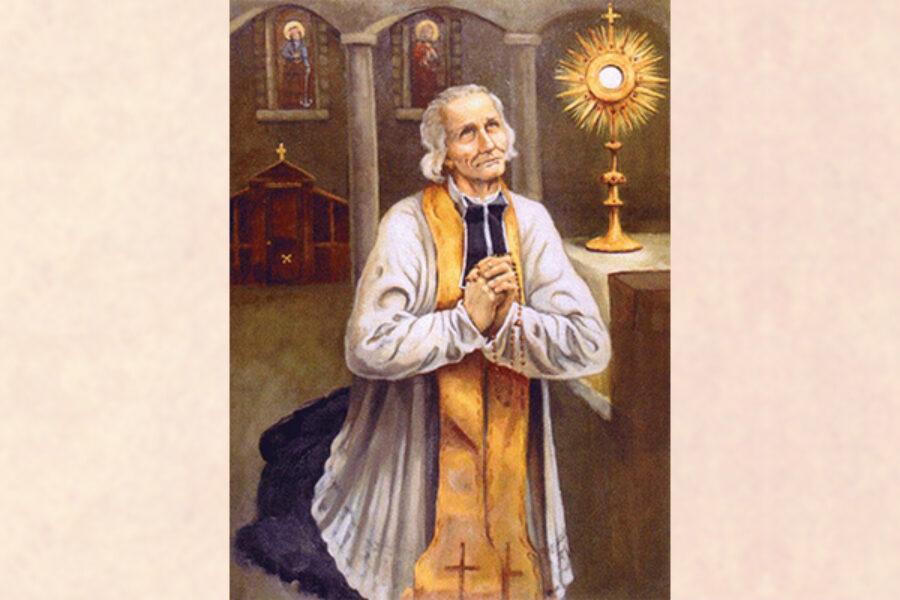 Atto d'Amore di San Giovanni Maria Vianney