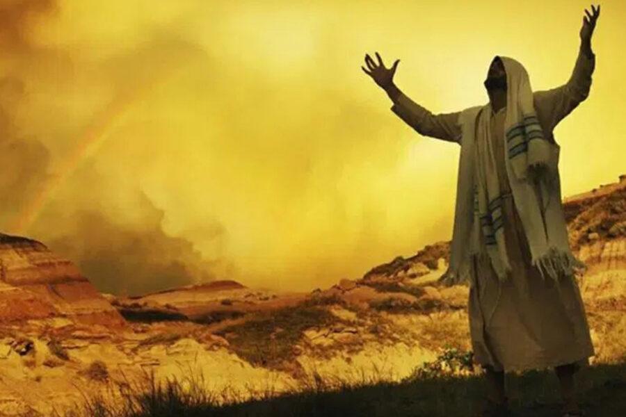 Il rimprovero di Gesù