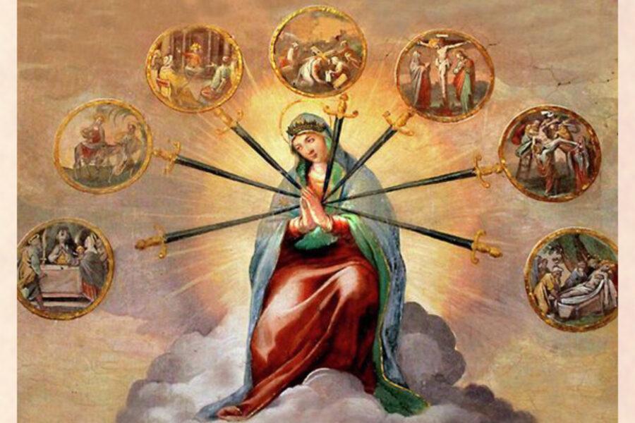 Preghiera a Maria Addolorata