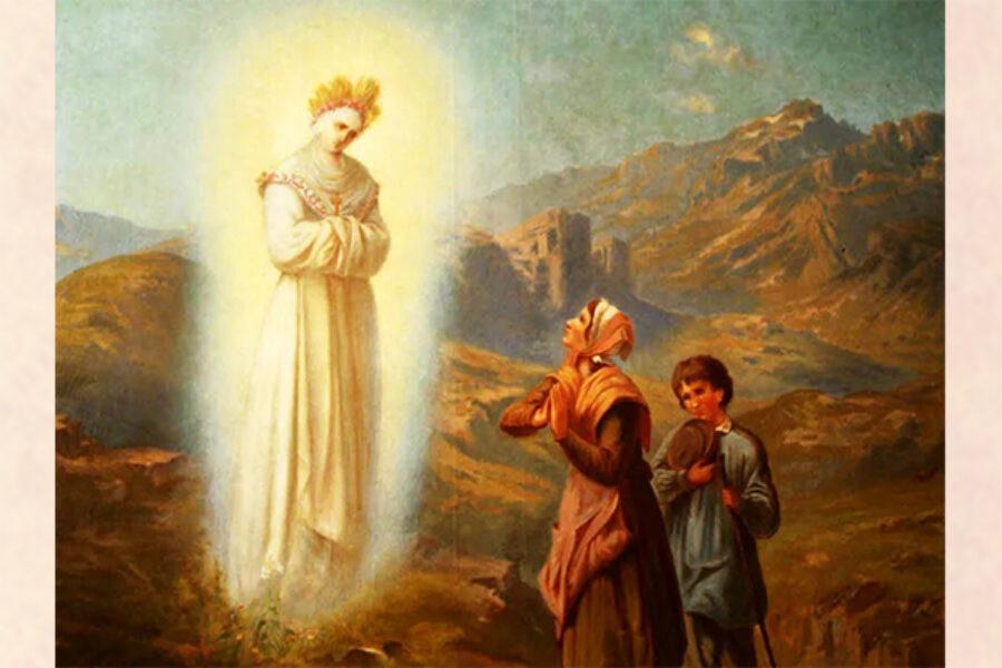 Novena alla Beata Vergine Maria di La Salette