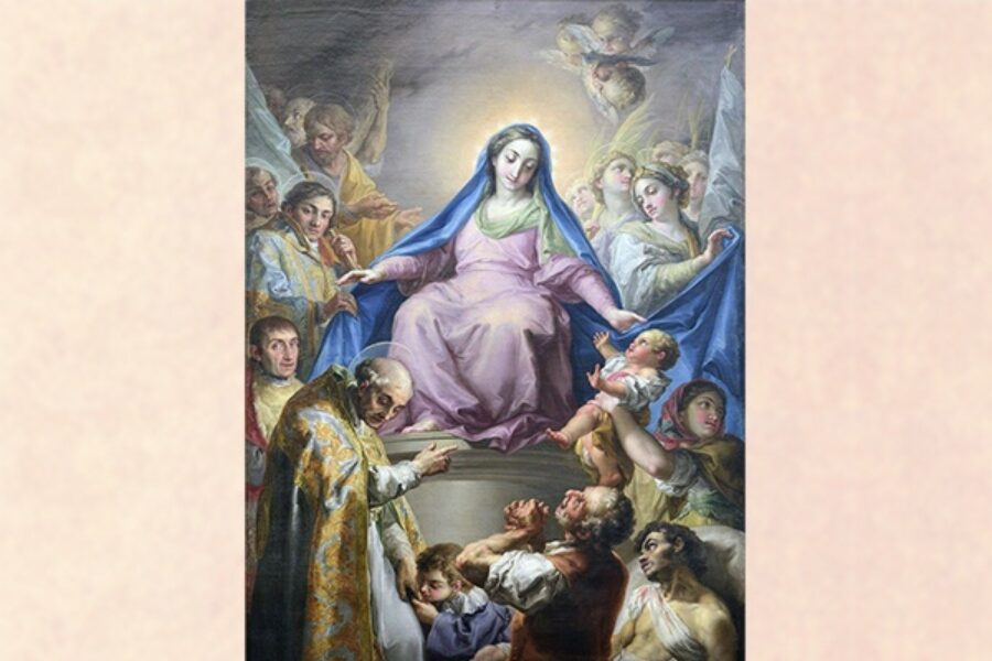 Preghiere alla Beata Vergine Maria della Mercede