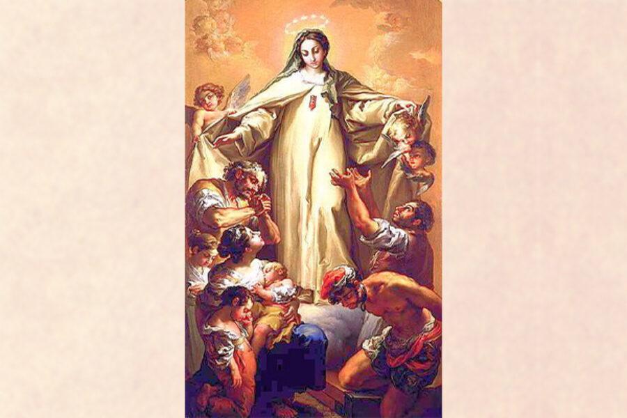 Novena alla Beata Vergine Maria della Mercede