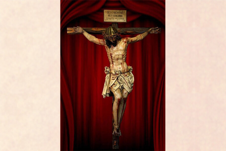 Consacrazione della famiglia al Crocifisso