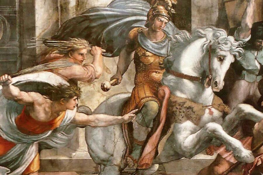 L'intelligenza della Legge: Mattatia e gli Asidei