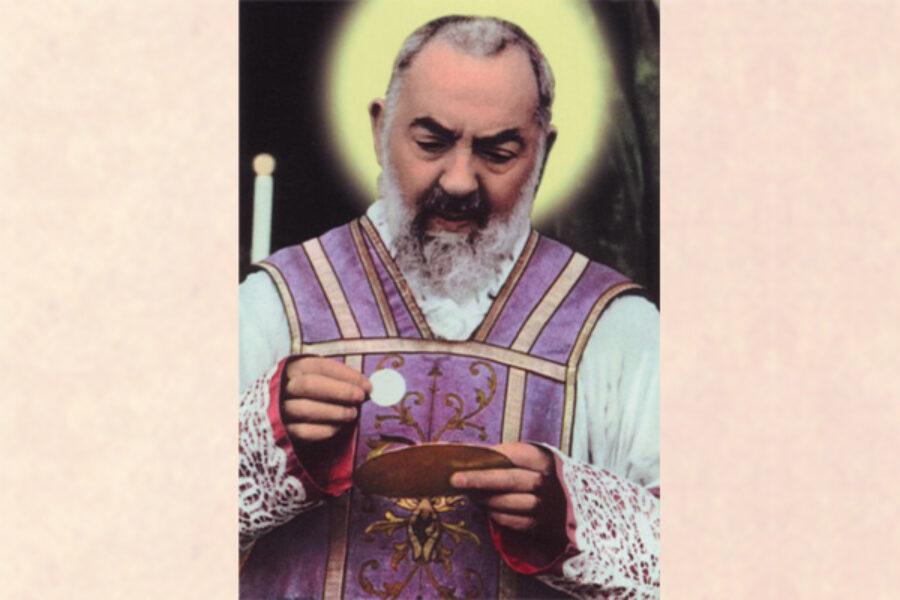 Preghiera a San Pio da Pietrelcina - Di San Giovanni Paolo II
