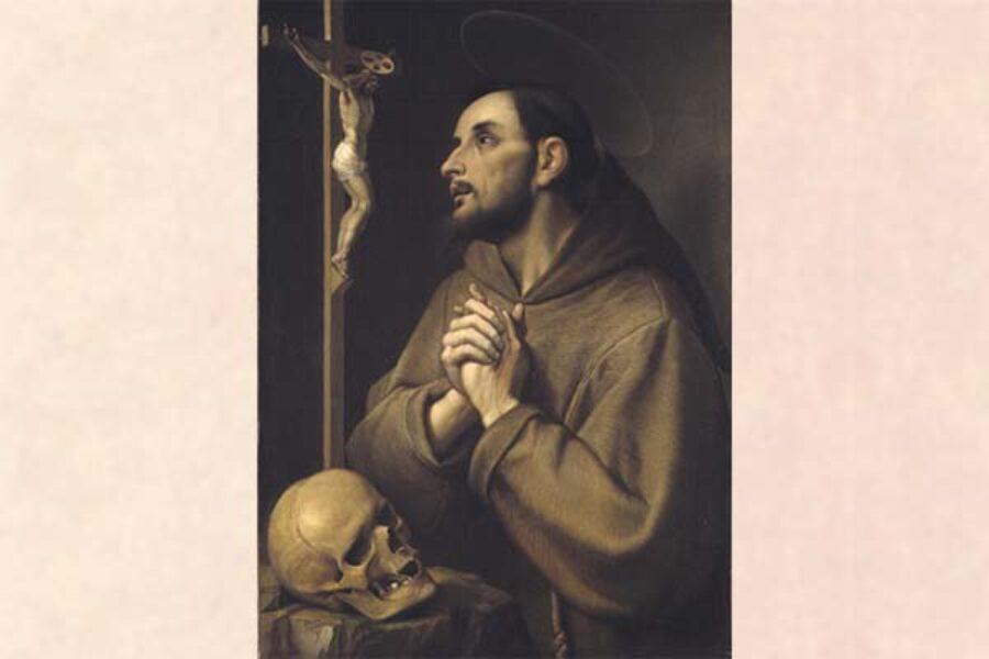 Preghiera al Crocifisso di San Damiano - San Francesco d'Assisi