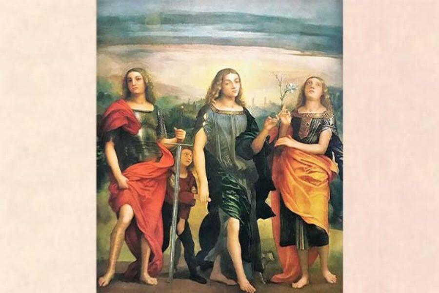 Festa dei Santi Arcangeli Michele, Gabriele e Raffaele