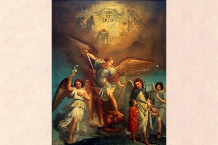 Preghiera ai Santi Arcangeli Michele, Gabriele e Raffaele
