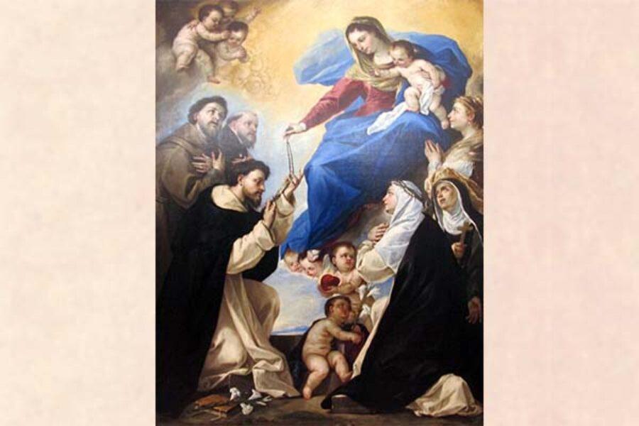 Beata Vergine Maria del Santo Rosario