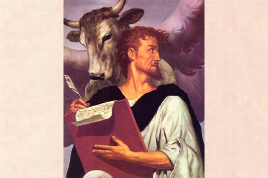 Preghiera a San Luca Evangelista