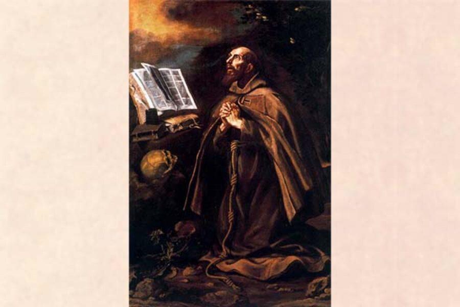 Novena a San Pietro d'Alcantara