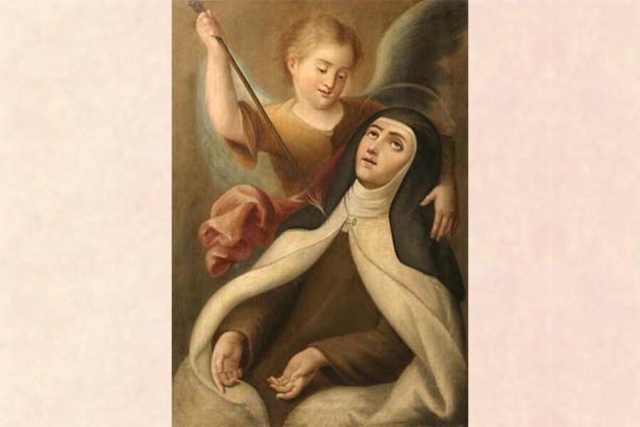 Preghiera a Santa Teresa di Gesù (d'Avila)
