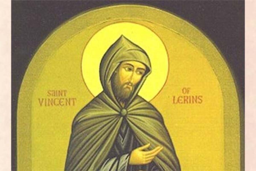 S. Vincenzo di Lérins: progresso o cambiamento?