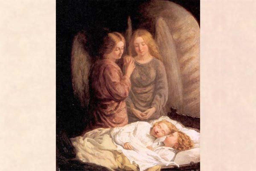 I Santi Angeli custodi